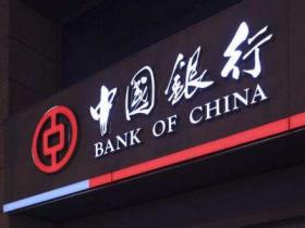 中国银行手机网银适用个人征信报告汇报查寻 已遮盖16个省份