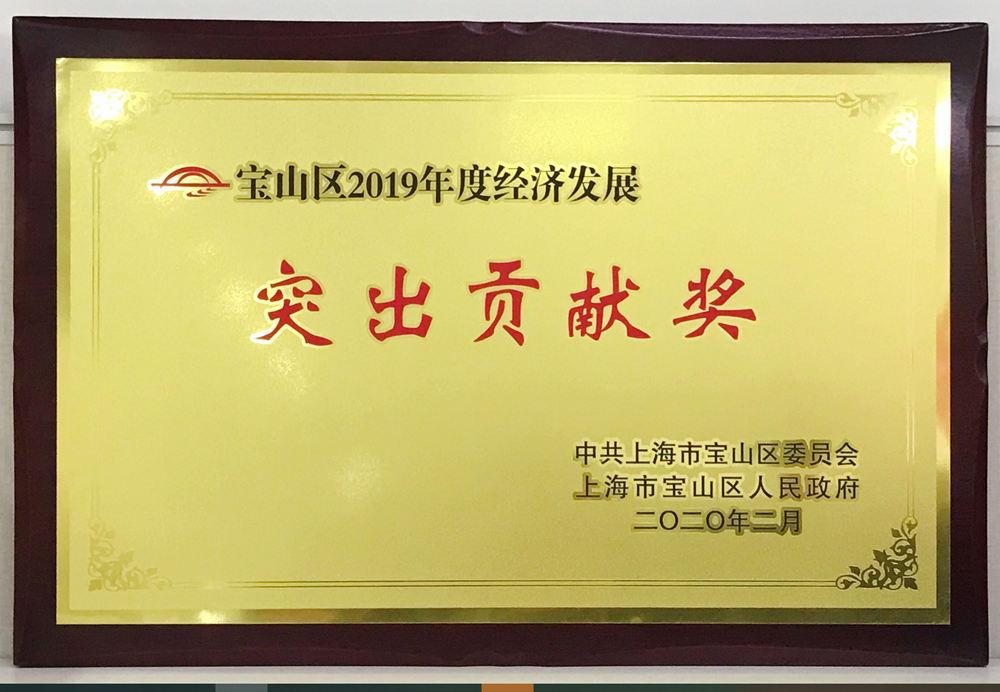 宝山区政府领导亲临《付临门》总公司指导工作