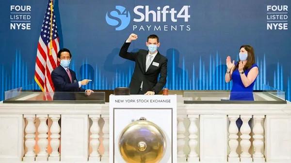 美国支付服务提供商Shift4发售首周股票价格增涨51%