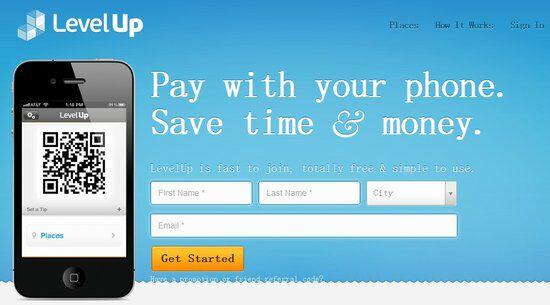 新兴支付盈利模式:LevelUp